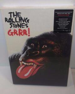 Rolling Stones Grrr Career Best Of Sealed Super 5 Cd