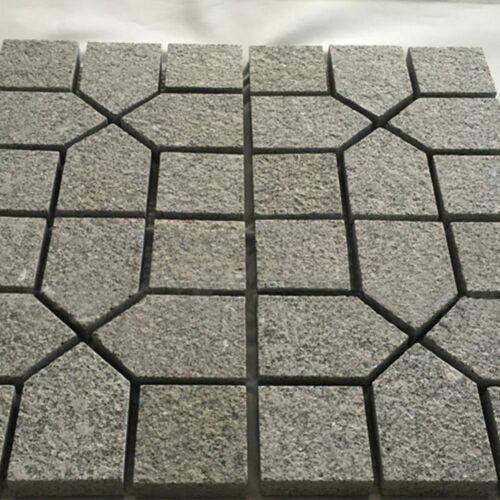 Plastique Chemin Maker Mold À faire soi-même ciment brique route béton moules Outil Jardin Décoration