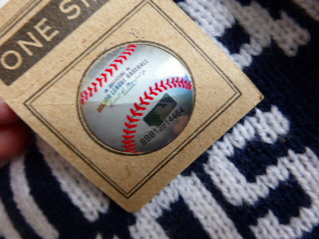 Montreal Da Expos'47 MARCA Da Montreal Baseball Blu Scuro Retro Bobble Cappello Beanie del momento MLB Canada 89e24c
