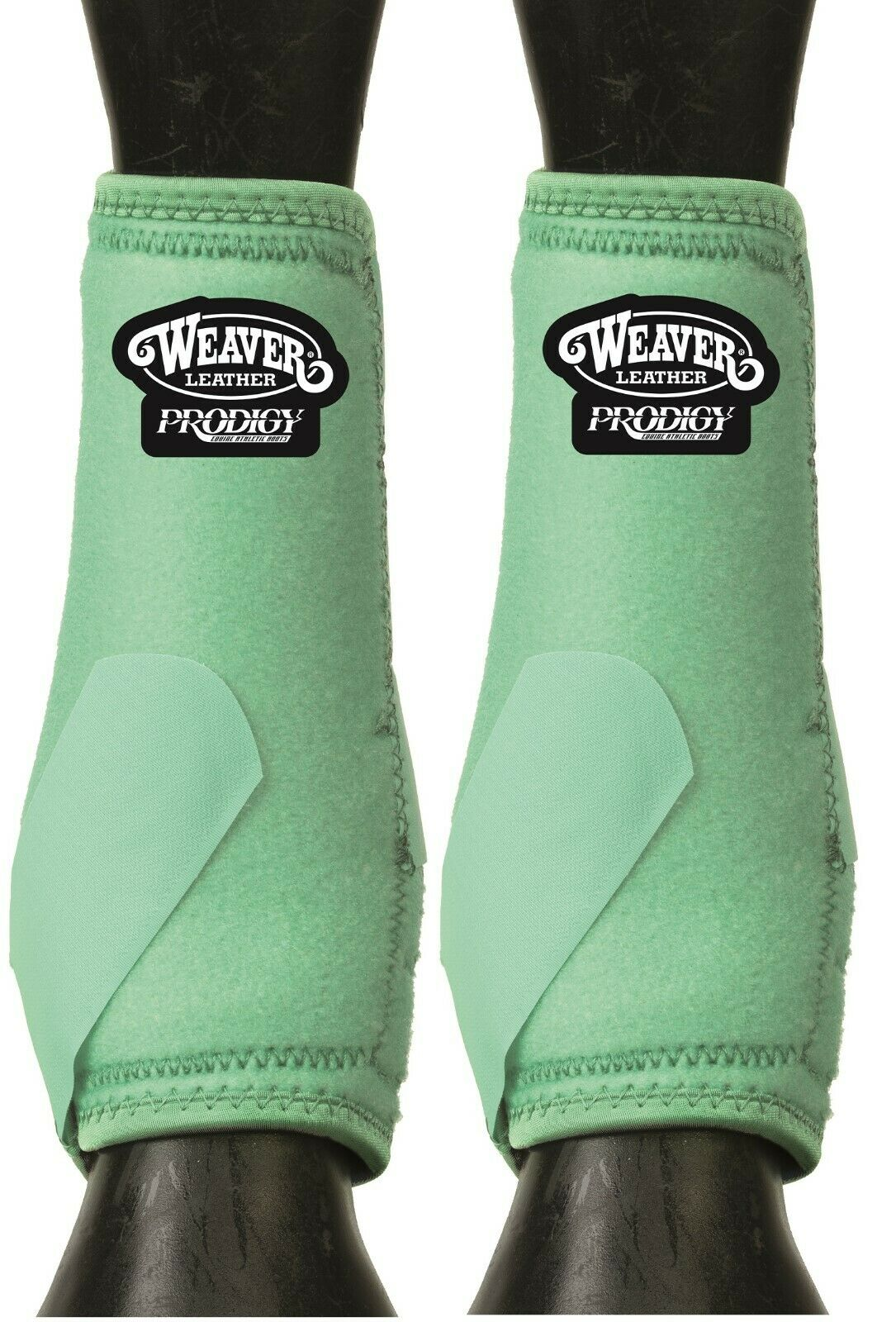 Weaver Leather Original Prodigy Performance Athletic SMB Stiefel 2 Pack Mint Grün