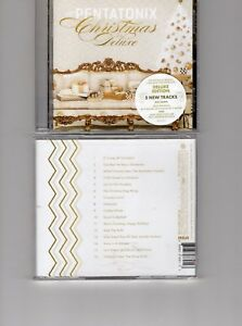 Pentatonix Christmas Deluxe.Details About Pentatonix Christmas Deluxe Cd 2017 Hudson String Mob Manhattan Transfer