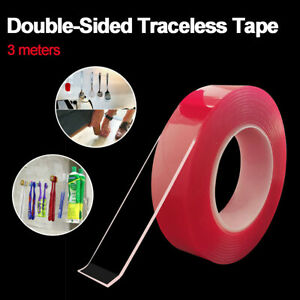 1-5M-Nano-Magic-Ruban-adhesif-Sans-Trace-Double-Face-Anti-Slip-Lavable-Amovible