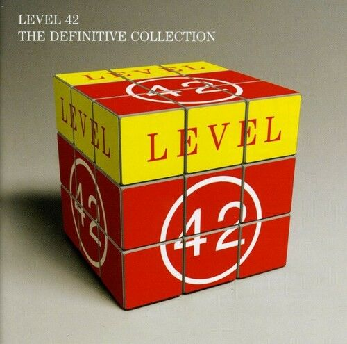 1 of 1 - Level 42 - Definitive Collection [New CD] England - Import