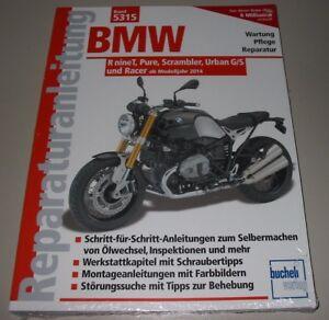 Reparaturanleitung Bmw R Ninet Pure Scrambler Urban G/s Hitze Und Durst Lindern. Racer Ab 2014 Neu