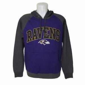 425dcc1d Details about NFL New Men's Baltimore Ravens Hoody Sweatshirt Large-3X  Football Apparel Hoodie