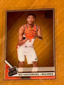 2019-20-PANINI-CLEARLY-DONRUSS-RUI-HACHIMURA-RATED-ROOKIE-ACETATE-WIZARDS-RC