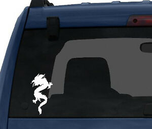 Car Tablet Vinyl Decal Dragon Mythology #5 Winged Serpent Tattoo Symbol