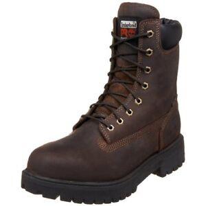 Timberland Stiefel Direkt anbringen Dunkelbraune 8 Wp von Ins Pro Tb038022242 qzwPxcqr