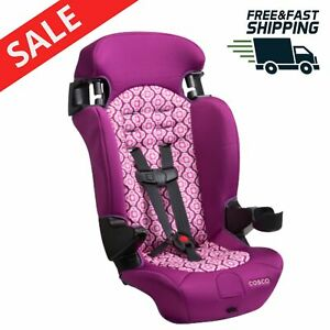 Car Seat Safety 2-in-1 Child Booster