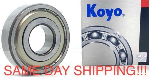 KOYO 6305 ZZ C3Deep Groove Ball Bearing 25x62x17mm SAME DAY SHIPPING!!!