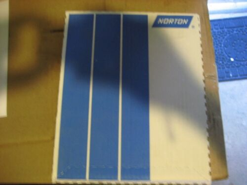 NORTON 01764 9 X11 280GRIT SANDING SHEETS LW1031-50