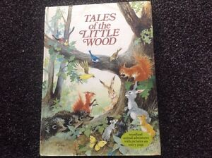 Treasury-Of-The-Little-Wood-vintage-1969-Hardcover-BEAUTIFUL-Paul-Hamlyn