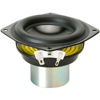 Dayton Audio Nd91-8 3-1/2 Aluminum Cone Full-range Driver 8