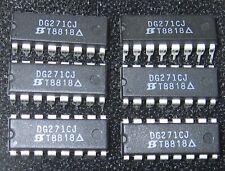 DG211CJ Siliconix Quad Analogique//analog switch