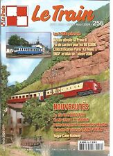 LE TRAIN N°256 PRIMAII / BB 63000 / PONTS TOURNANT ET TRANSBORDEUR / BB 16502