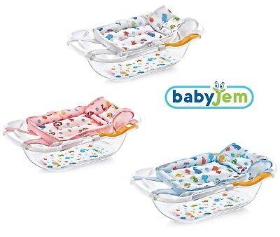 Babyjem Bubble Net Baby Bath Bathing Support (art-393)