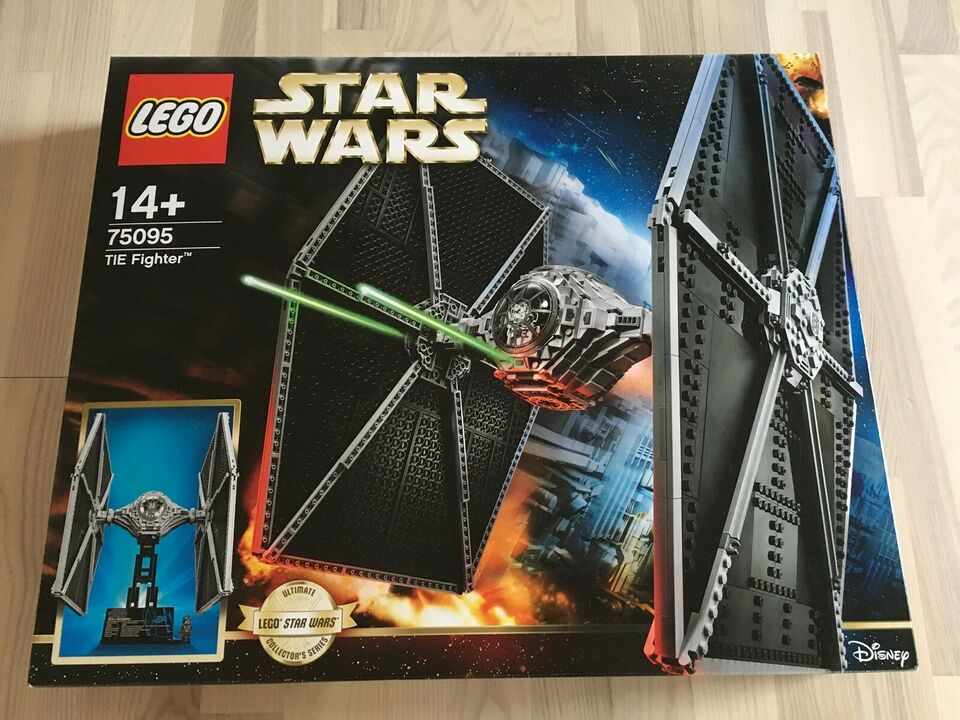 Lego Exclusives, 75095