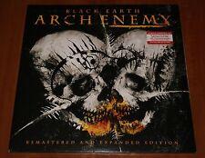ARCH ENEMY BLACK EARTH 2x LP 180g VINYL *LTD* REMASTERED EXPANDED EU EDITION New