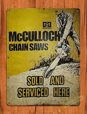 "TIN SIGN /""Remington Chain Saws Repair/"" Garage Tool Rustic Wall Decor"