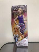 WWE Superstars Divas Mattel 12 Inch Doll Wrestling Carmella Fashion NEW