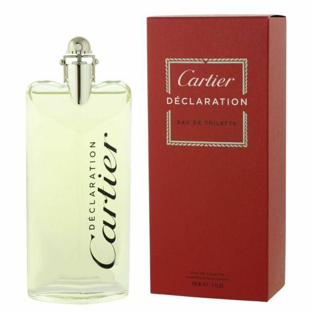 Homme Pour Cartier Toilette Declaration 150ml Eau De w0OPkn
