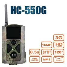 3G 2G 16MP 120° HD Wildkamera HC-550 G Fotofalle Überwachungskamera MMS GPRS