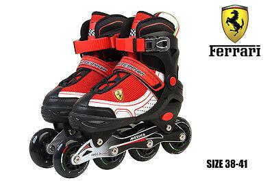 Ferrari Freeskate Inline Skates Roller Skates Shoes Fk11 Ebay