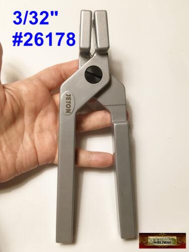 """M01127 MOREZMORE 3//32/"""" Pliers Ball Socket Flexible Doll Armature Jeton 26178 A60"""