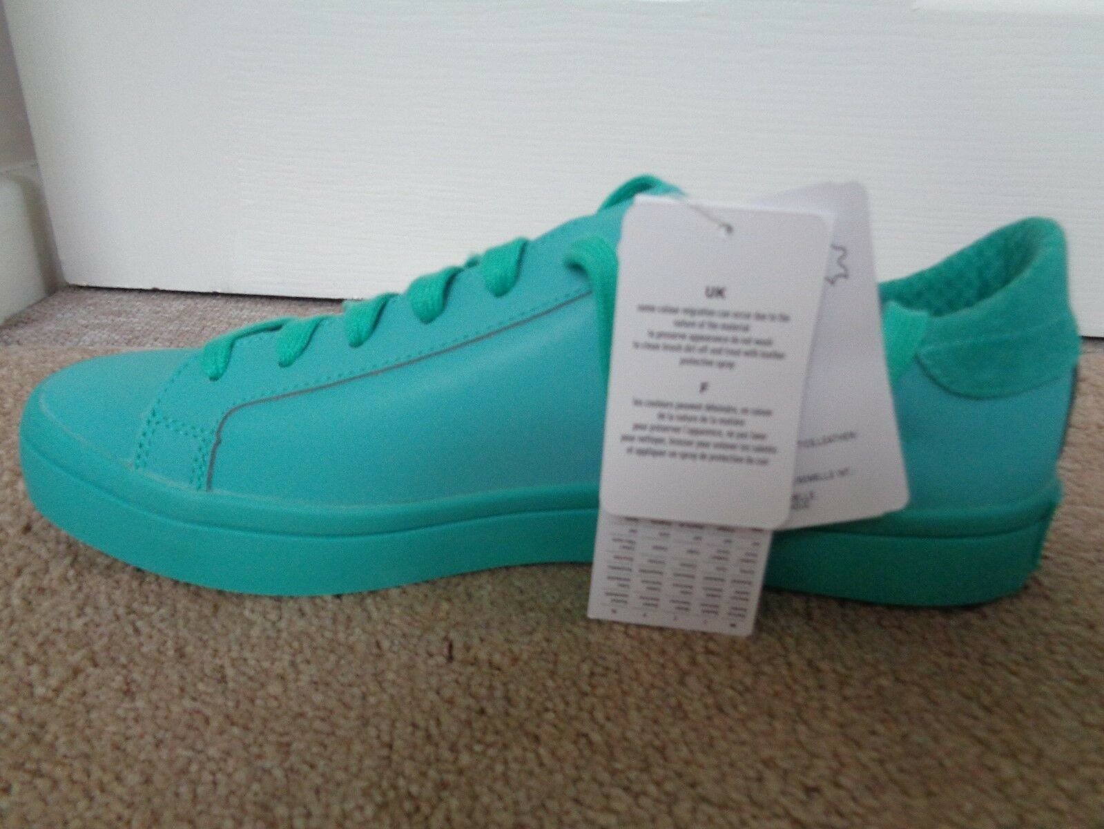 Adidas CourtVantage Adicolor trainers 42 S80256 uk 8 eu 42 trainers us 8.5 NEW IN BOX 6d4710