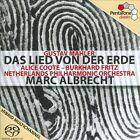 Mahler: Das Lied von der Erde Super Audio Hybrid CD (CD, Apr-2013, PentaTone Classics)