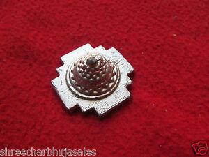 Details about Shree Yantra Shri Chakra in Pure Parad Meru Shri Laxmi  Pyramid Vastu 80Gram