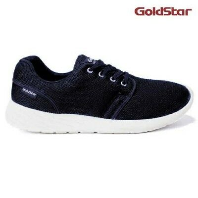 GoldStar Casual Mesh Shoes - Navy Blue