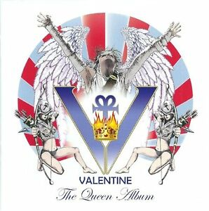 Robby-Valentine-The-Queen-Album-CD-2014-The-Ultimate-Queen-Tribute-77-Min-NEW