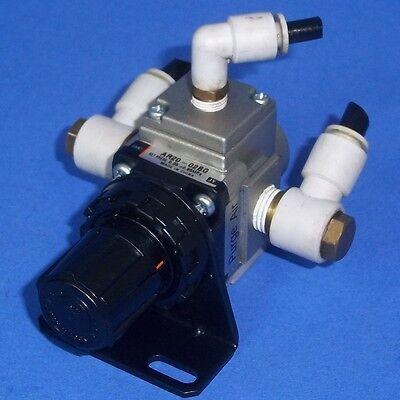 "SMC 125PSI AR20-N01E-Z-B Regulator Modular 1//8/"" NPT Port"