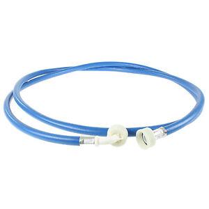Lavatrice-lungo-2-5m-Blu-Ingresso-Tubo-Acqua-Creda-Hotpoint-Indesit