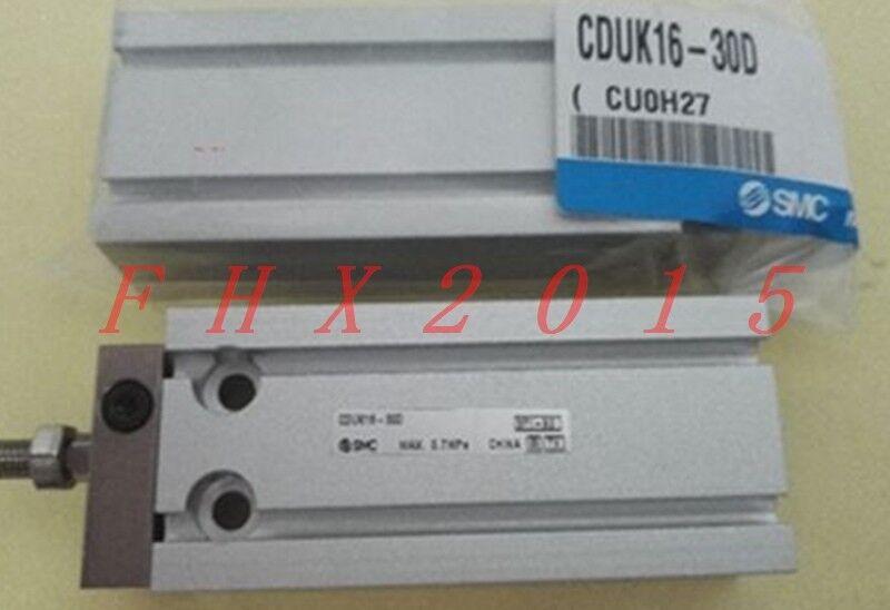 ONE Brand NEW SMC cylinder CDUK16-30D