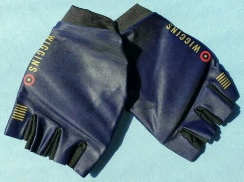 Team Issued Small Rapha Pro Team Wiggins Race Cycling Mitts