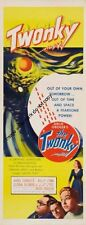 Twonky Insert Movie Poster 14x36 Replica
