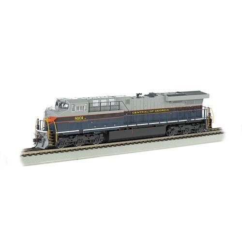 NEW Bachmann 65401 HO Scale Central Of Georgia NS Heritage with DCC/Sound  8101
