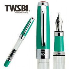 TWSBI DIAMOND 580 Christmas Green demonstrator Fountain Pen  〝SEALED〞3 nib Size