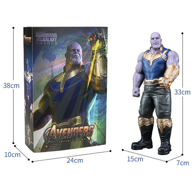11  Marvel Universe Avengers: Infinity War Thaons Figure Action Character Toy