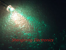 1000pcs 3mm Colorful Fast Flashing Flash Rgb Red Blue Green Led Water Clear
