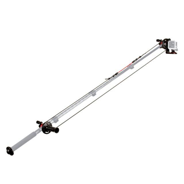 """JOBY JB01352-BWW Action Jib Kit (Red/Black) Camera bracket with 1/4""""-20 screw"""