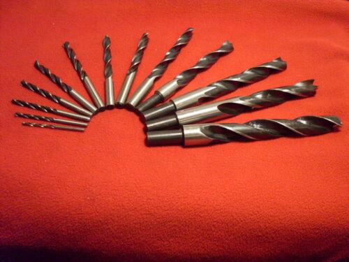 Holzbohrer mit Zentrierspitze 3-20 mm Holzspiralbohrer Kunststoffbohrer