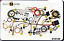 1962-1967-Chevy-Nova-Classic-Wiring-Harness-AAW-New-USA-Quality-Wiring thumbnail 1