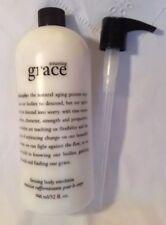 Philosophy Grace Firming Emulsion Body Lotion 32 Oz Pump