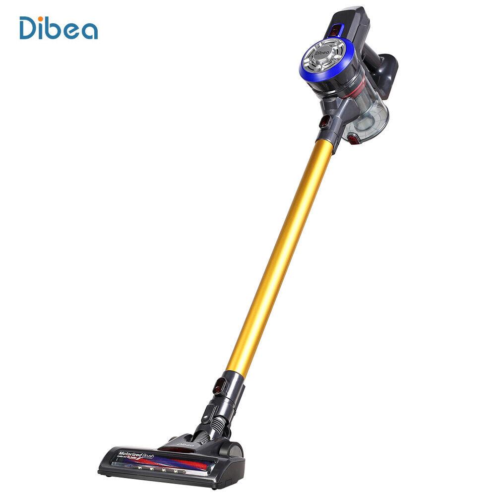 Dibea D18 Aspirateur Balai sans Fil sans Sac Multifonction 2en1 Vacuum Cleaner