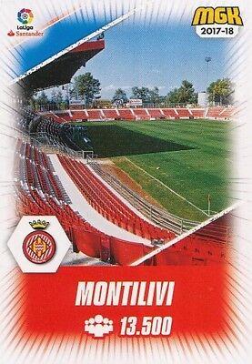 275 RAMALHO ESPANA FC.GIRONA BASE CARD CARTA MGK 2018 PANINI