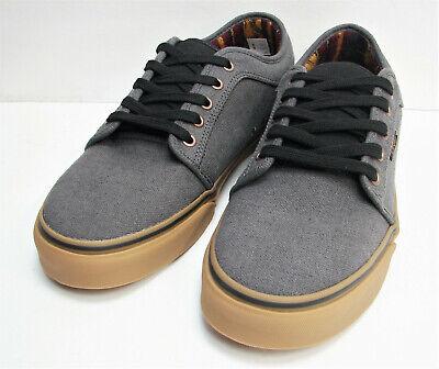 Vans Chukka Low Hemp Dark Grey Gum