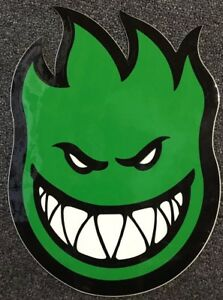 Spitfire-Wheels-Huge-12-Bighead-Sticker-Green-Anti-Hero-Thrasher-Krooked-FA-Dgk